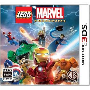 LEGO マーベル スーパーヒーローズ ザ・ゲーム 3DS ワーナーホームビデオ (分類:ニンテンドー3DS ソフト)|albadirect