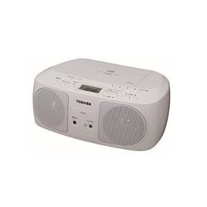 東芝 CDラジオ ホワイト TOSHIBA TY-C15 W の商品画像