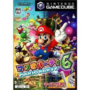 マリオパーティー6 任天堂 (分類:ゲームキューブ ソフト)|albadirect