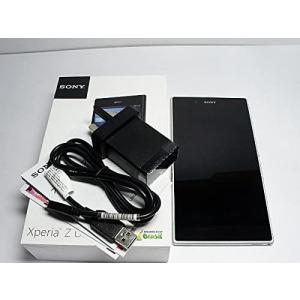 ソニー(SONY) Xperia Z Ultra (Wi-Fi/メモリ32GB) ホワイト SGP412JP/W[送料無料]