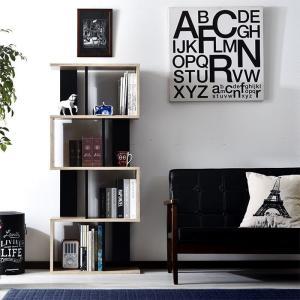 本棚 書棚 ディスプレイラック 4段 オープンラック|alberoshop|12
