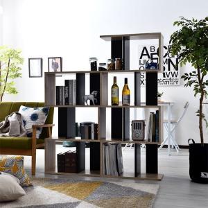 本棚 書棚 ディスプレイラック 4段 オープンラック|alberoshop|15