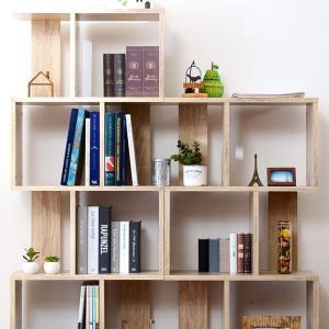 本棚 書棚 ディスプレイラック 4段 オープンラック|alberoshop|18