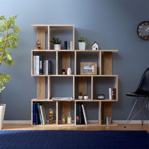 本棚 書棚 ディスプレイラック 4段 オープンラック|alberoshop|19