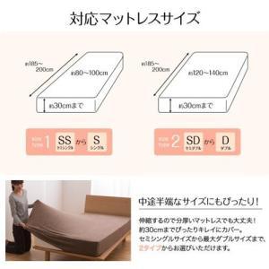 ふんわりタオル地 ボックスシーツ セミダブル ボックスシーツ 安い|alberoshop|06