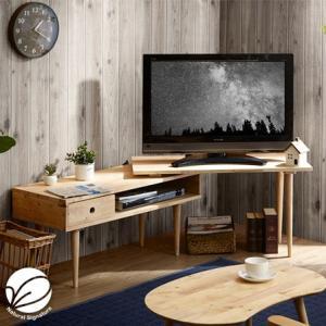 TVボード リル 伸縮機能付き テレビ台 伸縮式 木製 テレビボード 安い|alberoshop