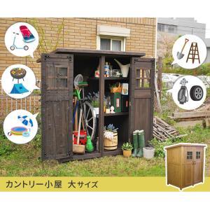 物置き 物置 倉庫 屋外 直置き 設置 小屋 小型 ドア ガーデニング 安い|alberoshop