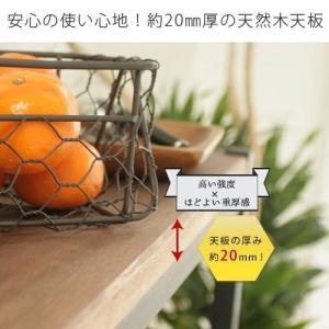 天然木 幅40cm 木製サイドテーブル ローテーブル ミニテーブル 安い|alberoshop|04