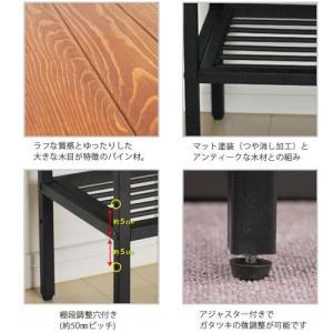 天然木 幅40cm 木製サイドテーブル ローテーブル ミニテーブル 安い|alberoshop|05