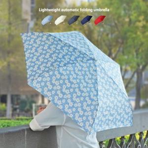 折りたたみ傘 軽い 軽量 ジャンプ傘 レディース コンパクト ワンタッチ 折り畳み傘 alberoshop