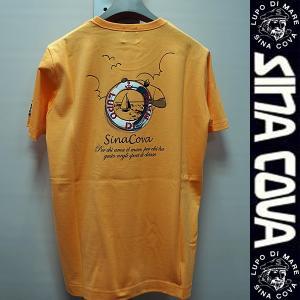 品番 16120570-570-L 素材  綿100 カラー オレンジ  size L 肩幅 44 ...