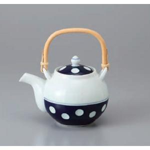 大勢の人数への呈茶に、効率の良い大きな土瓶をお使いください。麦茶・番茶・烏龍茶などいろんなお茶をたっ...
