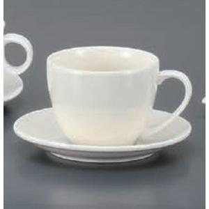 コーヒーカップ NB カフェラテ カップ&ソーサー 磁器 日本製 美濃焼