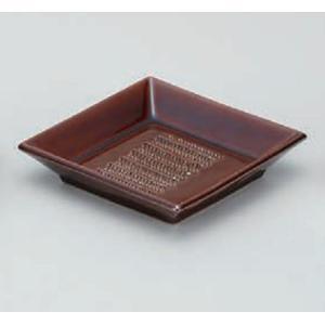角おろし皿(大)大根 陶器 鉢 美濃焼