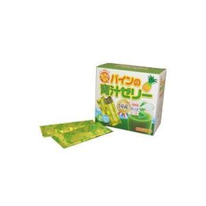 ぷちぷちパインの青汁ゼリー 30本   - 天洋社薬品