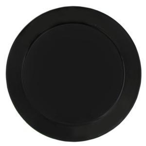 イッタラ プレート ティーマ Teema 26cm ブラック 1005490|alevelshop
