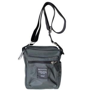 マリメッコ バッグ ショルダーバッグ Cash&Carry チャコールグレー 26992 900|alevelshop
