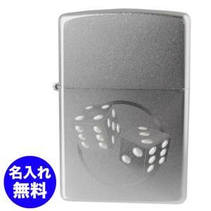 メール便可164円 ZIPPO ジッポー ライター DICE ダイス サイコロ シルバー 29412|alevelshop