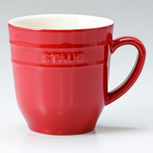 ストウブ マグカップ セラミック 350ml チェリー 40508 565 0|alevelshop