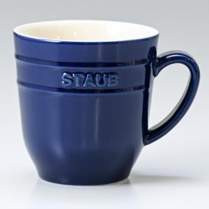 ストウブ マグカップ セラミック 350ml グランブルー 40508 566 0|alevelshop