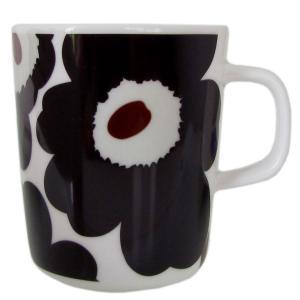 マリメッコ マグカップ コップ 250ml 食器 UNIKKO ウニッコ ブラウン 63431 890|alevelshop
