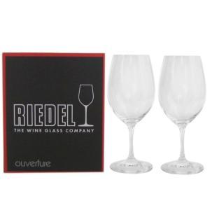 リーデル RIEDEL ワイングラス ペア オヴァチュア レ...