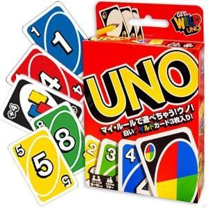 【マテル】UNO ウノ カードゲーム alex-kyowa
