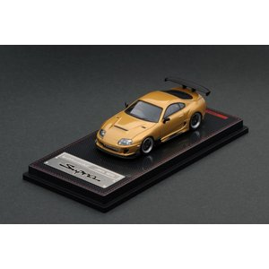 ※2月新製品※【ignition model】1/64 Toyota Supra (JZA80) R...