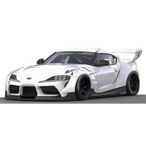☆12月新製品☆【ignition model】1/18 PANDEM Supra (A90) Pearl White|alex-kyowa
