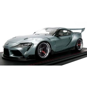 ☆予約受付中☆【ignition model】1/43 PANDEM Supra (A90) Matte Gray Metallic ※2021年6月発売予定|alex-kyowa