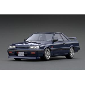 ☆4/14予約締切☆【ignition model】1/18 Tommy kaira M30 (R31) Skyline Blue Black [2021年8月発売予定]|alex-kyowa