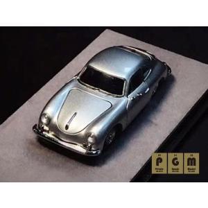※4/19予約締切※【PGM】1/64 Porsche 356 Silver ※2021年7月発売予定|alex-kyowa