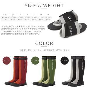 アトム グリーンマスター 長靴 メンズ レディース 作業靴 ATOM 全3色 SS〜3L 男女兼用 レインブーツ 雨靴 農作業 ガーデニング バイク 防寒 防災グッズ|alg-select
