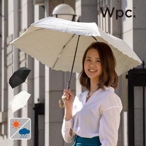 Wpc 折りたたみ傘 軽量 レディース 日傘 晴雨兼用傘 UVカット99% 超撥水傘 遮光マーガレットレース 全2色 50cm 紫外線対策 遮光 遮熱 プレゼント|alg-select