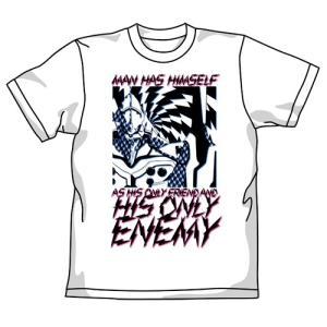 EVANGELION 初号機ENEMYTシャツ WHITE Sサイズ コスパ【予約/2月末〜3月上旬】|alice-sbs-y