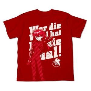 EVANGELION 新劇場版アスカTシャツ RED Lサイズ コスパ【予約/9月末〜10月上旬】|alice-sbs-y