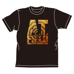 EVANGELION ATフィールドロゴTシャツ BLACK Sサイズ コスパ【予約/9月末〜10月上旬】|alice-sbs-y