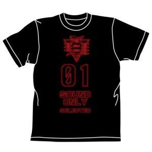 EVANGELION SOUND ONLYTシャツ BLACK Lサイズ コスパ【予約/9月末〜10月上旬】|alice-sbs-y