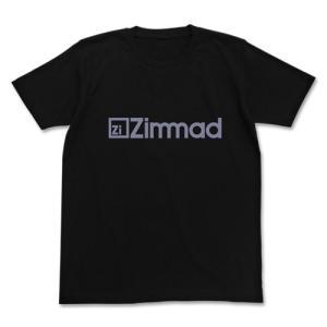 機動戦士ガンダム ツィマッド社Tシャツ BLACK XLサイズ コスパ【予約/9月末〜10月上旬】|alice-sbs-y