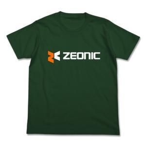 機動戦士ガンダム ジオニック社Tシャツ IVY GREEN Sサイズ コスパ【予約/9月末〜10月上旬】|alice-sbs-y