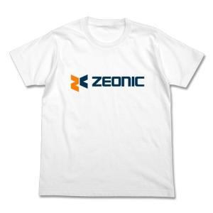 機動戦士ガンダム ジオニック社Tシャツ WHITE XLサイズ コスパ【予約/9月末〜10月上旬】|alice-sbs-y