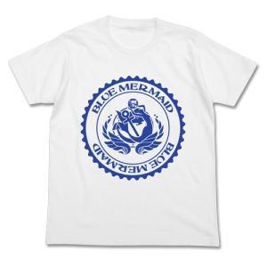 ハイスクール・フリート ブルーマーメイドTシャツ WHITE Lサイズ コスパ【予約/8月末〜9月上旬】|alice-sbs-y