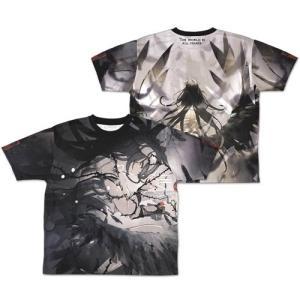 オーバーロードIII アルベド 両面フルグラフィックTシャツ Lサイズ コスパ【予約/9月末〜10月上旬】|alice-sbs-y