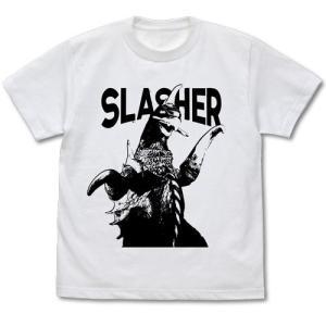 ゴジラ ガイガン Tシャツ WHITE XLサイズ コスパ【予約/9月末〜10月上旬】|alice-sbs-y