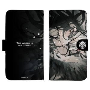オーバーロードIII アルベド 手帳型スマホケース 138サイズ コスパ【予約/2月末〜3月上旬】|alice-sbs-y