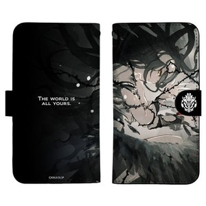 オーバーロードIII アルベド 手帳型スマホケース 158サイズ コスパ【予約/2月末〜3月上旬】|alice-sbs-y