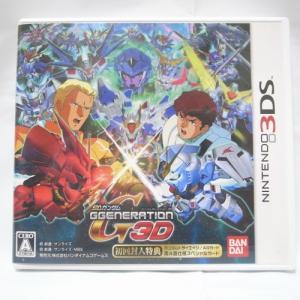 【3DS】SDガンダム ジージェネレーション 3D バンダイ xbcr13【中古】 alice-sbs-y