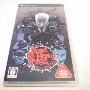 【PSP】デッドヘッドフレッド 首なし探偵の悪夢 ディースリー xbcx28【中古】 alice-sbs-y