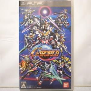 【PSP】SDガンダム ジージェネレーション ワールド バンダイ xbcx32【中古】|alice-sbs-y