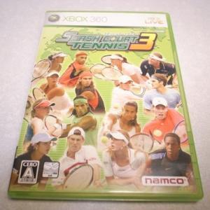 【Xbox360】スマッシュコートテニス3 バンダイナムコ xbcy15【中古】|alice-sbs-y
